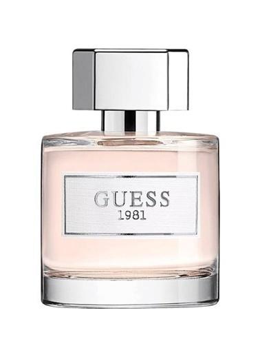 Guess Guess 1981  Women EDT 75 ML Kadın Parfüm Renksiz